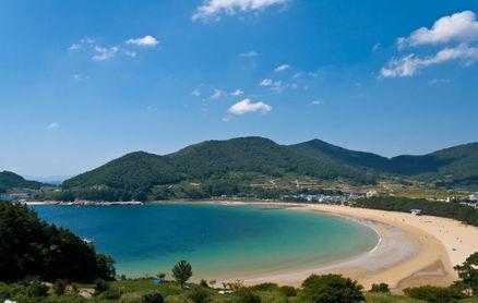 Sangju Silver Sand Beach, South Korea Tours, Tagy Travel Korea