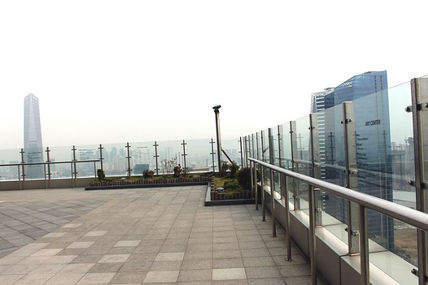 Korea private tour-Tagytravelkorea,G-Tower is one of the landmark buildings in Songdo