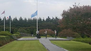 UN Memorial Cemetery-Busan city tour