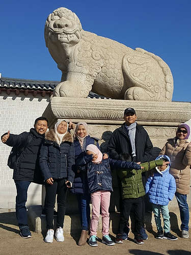 Daily Seoul City Tour - Gyeongbokgung Palace