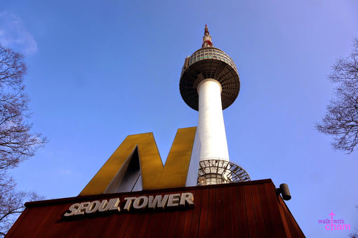 Korea private tour-Tagytravelkorea, Seoul N tower