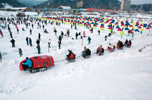 Korea private tour-Tagytravelkorea, Gangchon Rail Bike Park