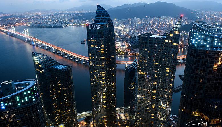 Busan city Tour in Korea