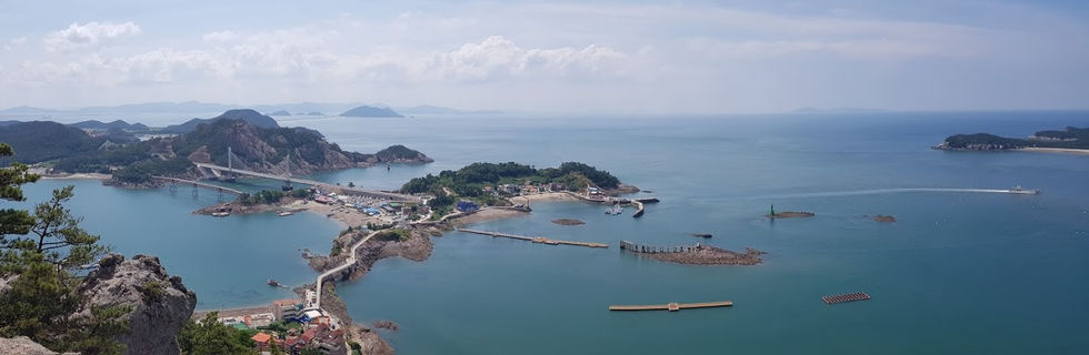 Gogunsan islands tour-Tagy Travel Korea