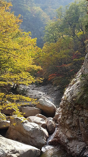 Jujeongol Valley-Mt.Seoraksan