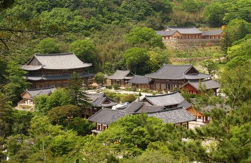 2Days Korea tour-Hwaeomsa Temple