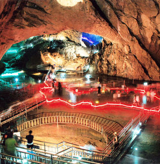 Hwanseongul Cave & Rail Bike