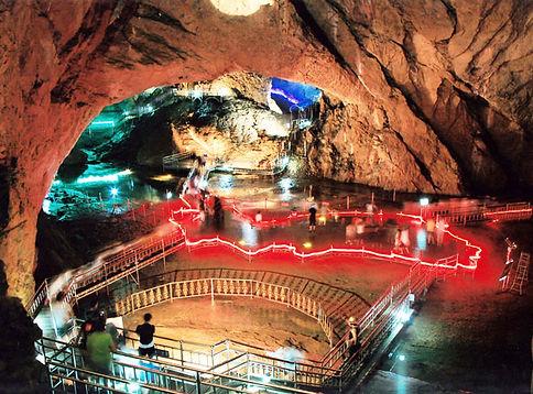Hwanseongul Cave & Ocean Railbike