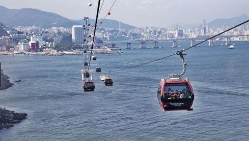 Tagytravelkorea.com-Songdo marine cable car