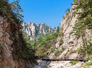 Mt Seorksan Tour