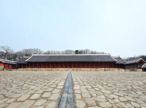 Seoul UNESCO World Heritage Tour