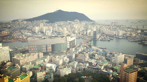 Korea private tour-Tagytravelkorea, Busan tower