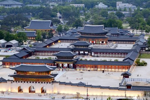 Korea private tour-Tagytravelkorea, Gyeongbok Palace