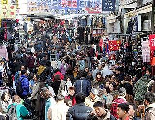 Seoul Shopping Tour