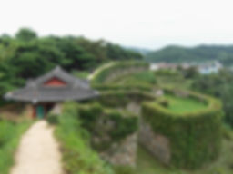 Korea private tour-Tagytravelkorea,Gochangeup Fortress