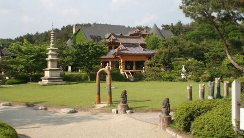 Korea private tour-Tagytravelkorea, Mok-a Buddhist Museum