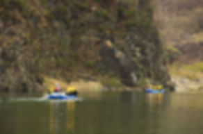 Korea private tour-Tagytravelkorea, Action-Packed Holiday in the Donggang River Tour : Donggang River Rafting