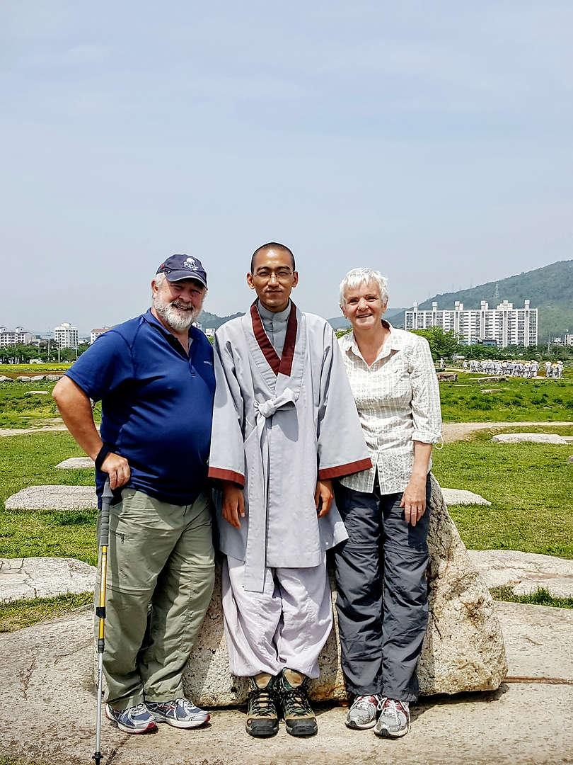 Tagy Travel Korea tour- guest's photo - Gyeongju city tour