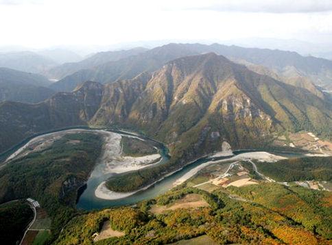 Mt Baekunsan and Riv Donggang Trekking