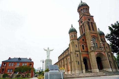 Jeondong Church-Fall Foliage tour-tagytravelkorea