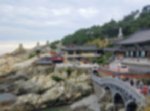 2 Days Busan Tour from Seoul via KTX- Haedong Yonggungsa Temple