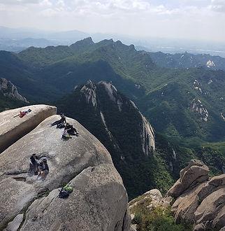 Hiking - Mt Bukhansan