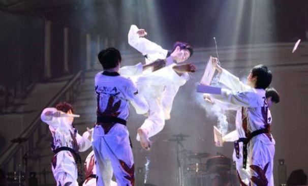 Korea private tour-Tagytravelkorea,authentic taekwondo demo