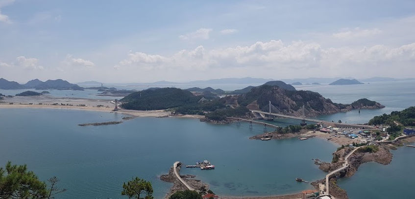 Gogunsan islands tour-daily outdoor tour
