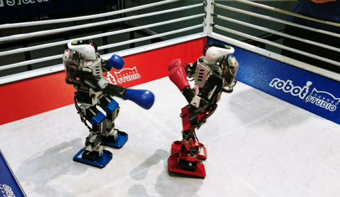 Kids Friendly Tours-Chuncheon's Robot Studio