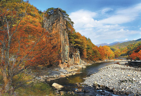 Korea private tour-Tagytravelkorea, Sainam Rock