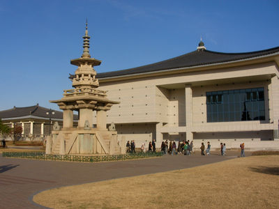 Korea private tour-Tagytravelkorea, Gyeongju National Museum
