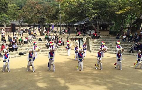 Korean folk village-family 1day Yongin tour