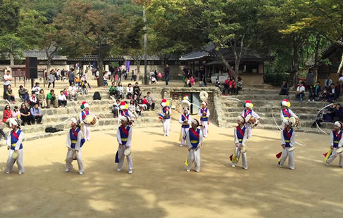 Korean folk village-family 1day Yongin tour