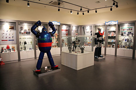 Robot Studio - Kids Frindly Tour