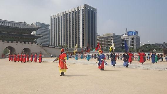 Korea private tour-Tagytravelkorea, Gyeongbok Palace