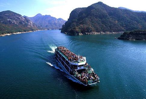 Cheongpung Lake cruise, South Korea Outdoor activities Tours, Tagy Travel Korea