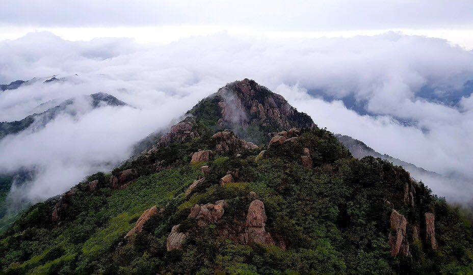 Mt.Songnisan Cheonwangbong peak-Tagy Travel Korea Hiking Tour