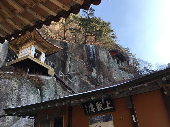 Korea hiking tour-Sanghwanam hermitage-Tagy Travel Korea