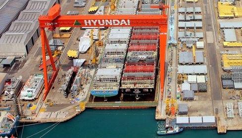 Hyundai Heavy Industries, South Korea Tours, Tagy Travel Korea 6dyas tours