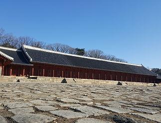 Seoul UNESCO Heritage Tour-Jongmyo Shrine