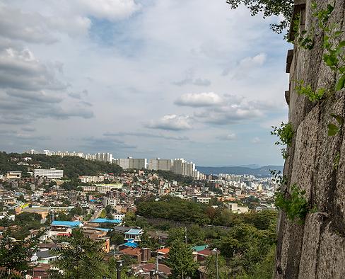 Korea private tour-Tagytravelkorea, Excursions along the Seoul city wall tour ,Bukjeong Village