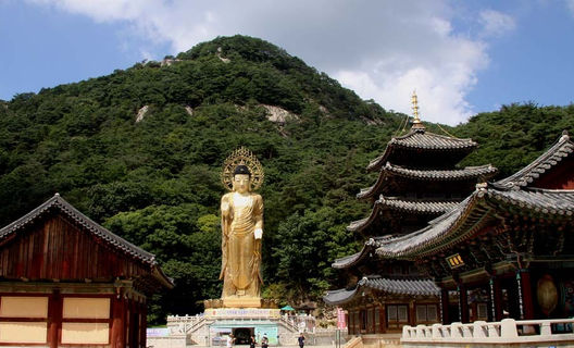 Beopjusa Buddhist Temple-Tagy Travel Korea-Daily Tour