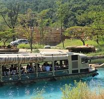 Korea private tour-Tagytravelkorea, Lost Valley safari
