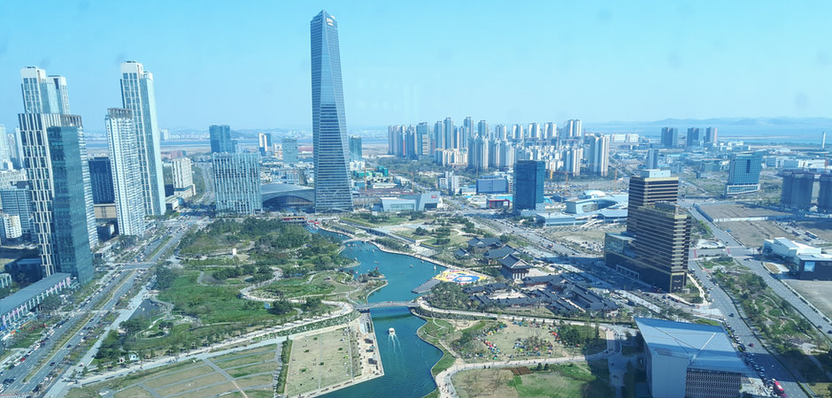 Incheon Songdo International city