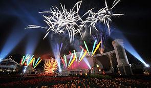 Korea private tour-Tagytravelkorea, Fireworks Show &  Fireworks Show