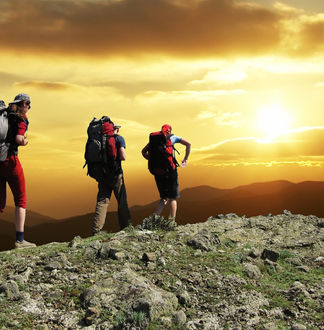 Hiking / Camping Tours -please leave out