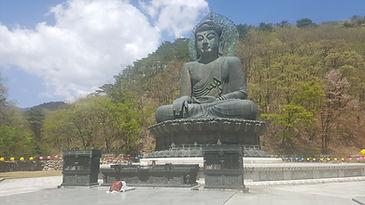 Seoraksan tour-Sinheungsa Temple