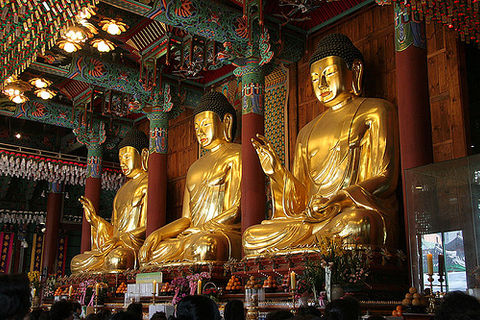 Korea private tour-Tagytravelkorea,Jogyesa  Buddhist Temple