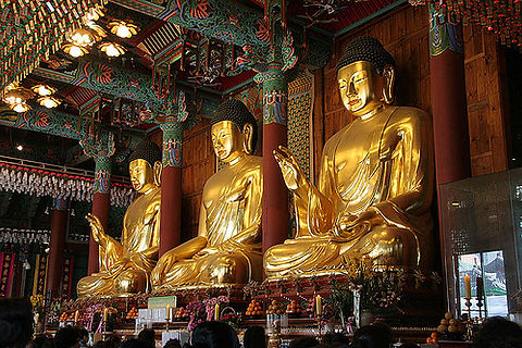 Korea private tour-Tagytravelkorea,Jogyesa  Buddhist Temple
