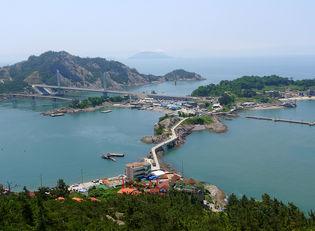 Gunsan, Seonyudo Island Tour